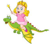 The Princess Who Saved A Dragon in Long Island