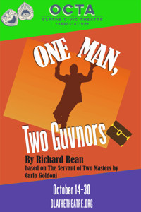 One Man, Two Guvnors in Kansas City