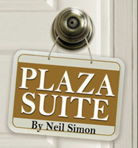 Neil Simon's PLAZA SUITE in Broadway