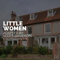 LIVE STREAM: Little Women by Louisa May Allcott, adapted by Scott Davidson in Oklahoma
