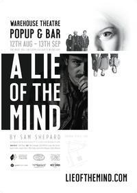 Sam Shepard's A Lie of the Mind in Australia - Melbourne