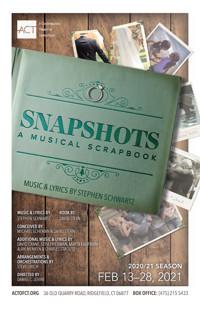 Stephen Schwartz's SNAPSHOTS: A Musical Scrapbook in Off-Broadway