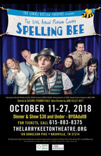 The 25th Annual Putnam County Spelling Bee in Nashville