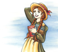 Anne of Green Gables in Broadway