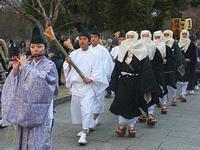 The Wakakusa Yamayaki Festival in Japan