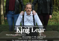King Lear in Broadway