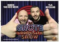 The Great Improvisation Show - AFAS Circustheater in Netherlands