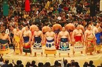 2012 Grand Sumo Tournament in Japan