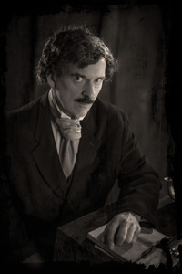 An Evening with Edgar Allan Poe in Seattle