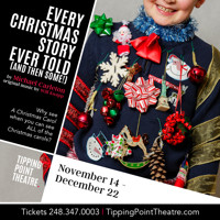 Every Christmas Story Ever Told (And Then Some!) in Detroit