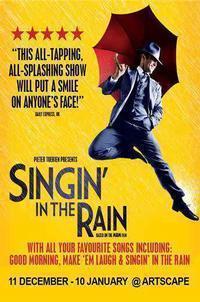Singin' In The Rain in South Africa
