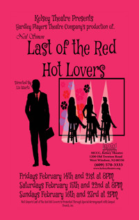 The Last Of The Red Hot Lovers in New Jersey