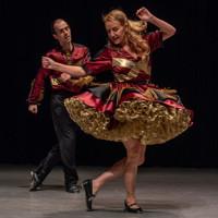 V'ni Dansi's Louis Riel Métis Dancers in Vancouver