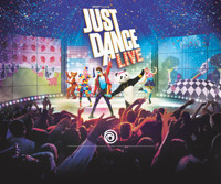 Just Dance Live in Houston