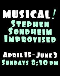 Musical: Stephen Sondheim Improvised in Broadway