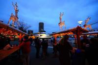 Christmas Village in Baltimore in Baltimore