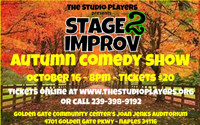 Stage2 Improv Autumn Comedy Show in Ft. Myers/Naples