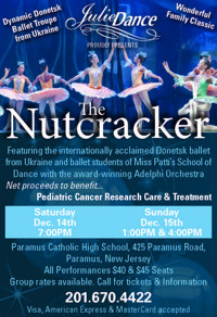 JulieDance Nutcracker Ballet in New Jersey