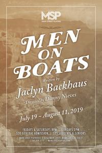 Men On Boats in Broadway