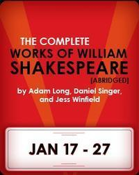The Complete Works of William Shakespeare in Sioux Falls
