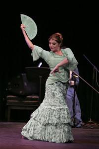 Ballet Flamenco La Rosa Presents Verano y Humo, an original Flamenco Ballet inspired by Tennessee Williams' Summer and Smoke in Miami