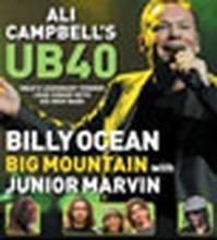 Ali Campbells UB40 in Australia - Melbourne