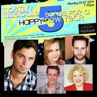 (mostly)musicals: songsforaHAPPYnewyear 5 in Los Angeles