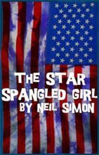 The Star-Spangled Girl in Broadway