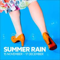 Summer Rain in Australia - Sydney