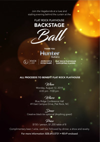 Backstage Ball in Broadway