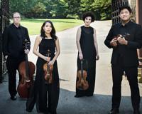 Verona Quartet in CONNECTICUT