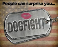 Dogfight in Broadway
