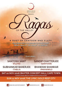 Ragas of the Valley  in South Africa