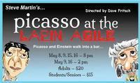 Picasso at the Lapin Agile in Rockland / Westchester