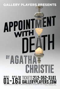 Appointment with Death by Agatha Christie in Off-Off-Broadway
