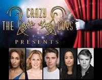 THE CRAZY COQS PRESENTS: 90S MUSICALS in UK / West End