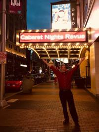 Cabaret Nights Revue in Broadway