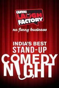 Live Stand-up Comedy - Sahil shah, Aditi Mittal, Aadar Malik in India