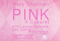 PINK- A Cabaret in UK / West End
