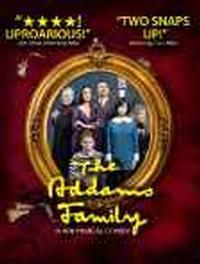 The Addams Family in Tampa