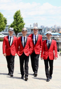 The Jersey Tenors in Connecticut