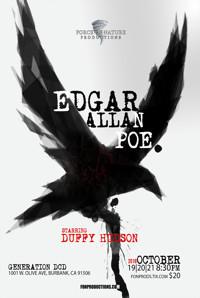 Edgar Allan Poe in Broadway