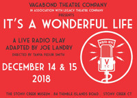 It's A Wonderful Life: A Live Radio Play in Connecticut