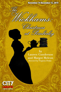 The Wickhams: Christmas at Pemberley in San Francisco