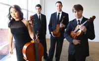 Calidore String Quartet in Ottawa