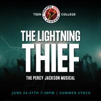 The Lightning Thief in Orlando