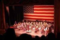 Combined Military Band Appreciation Concert in Broadway