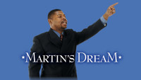 Martin's Dream - Available Digitally on Broadway On Demand & Pick-A-Path Interactive Video in Cincinnati Logo