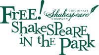 FREE Shakespeare in the Park in CINCINNATI
