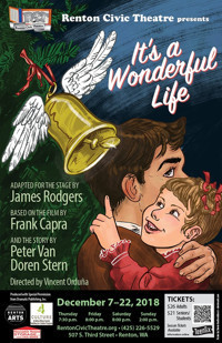 It's A wonderful Life Adapted for the stage by James W. Rodgers in Seattle